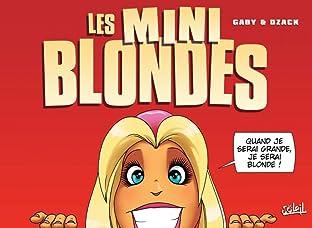 Les Blondes: Les mini blondes