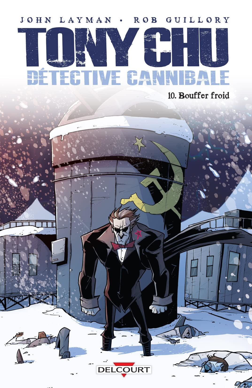 Tony Chu, détective cannibale Vol. 10: Bouffer froid