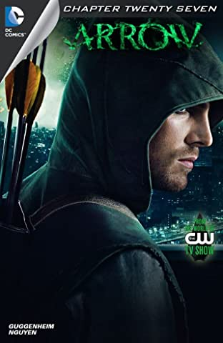 Arrow (2012-2013) No.27