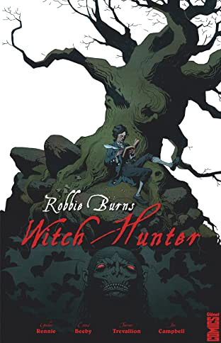 Robbie Burns Witch Hunter