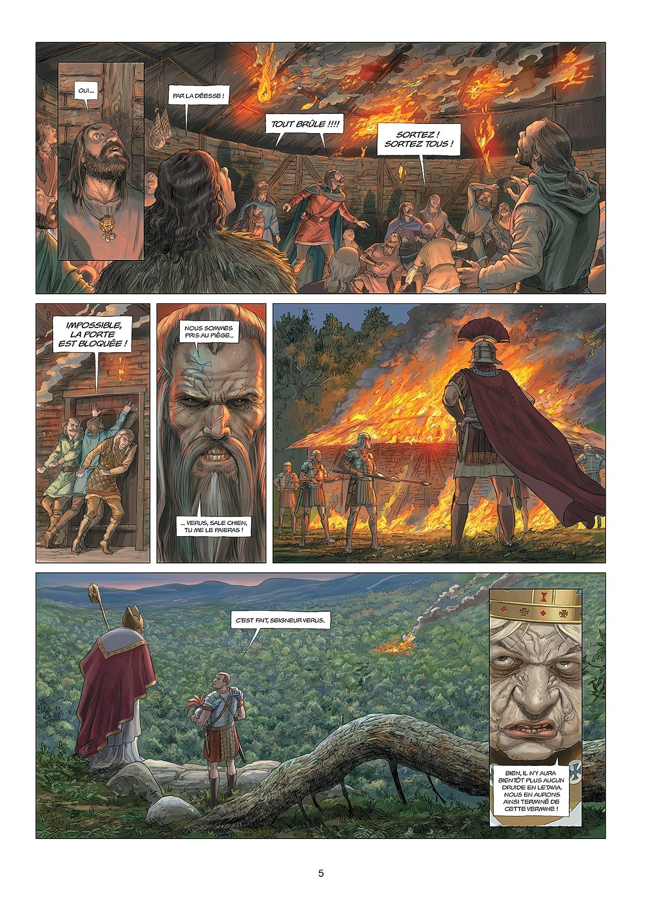 Les Druides Vol. 6: Crépuscule