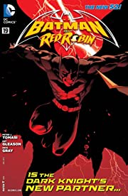 Batman and Robin (2011-2015) #19: Red Robin