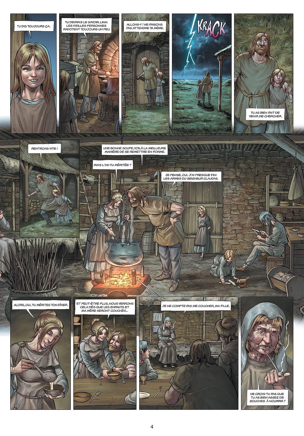 Les Druides Vol. 7: Les Disparus de Cornouailles