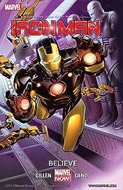 Iron Man Vol. 1: Believe
