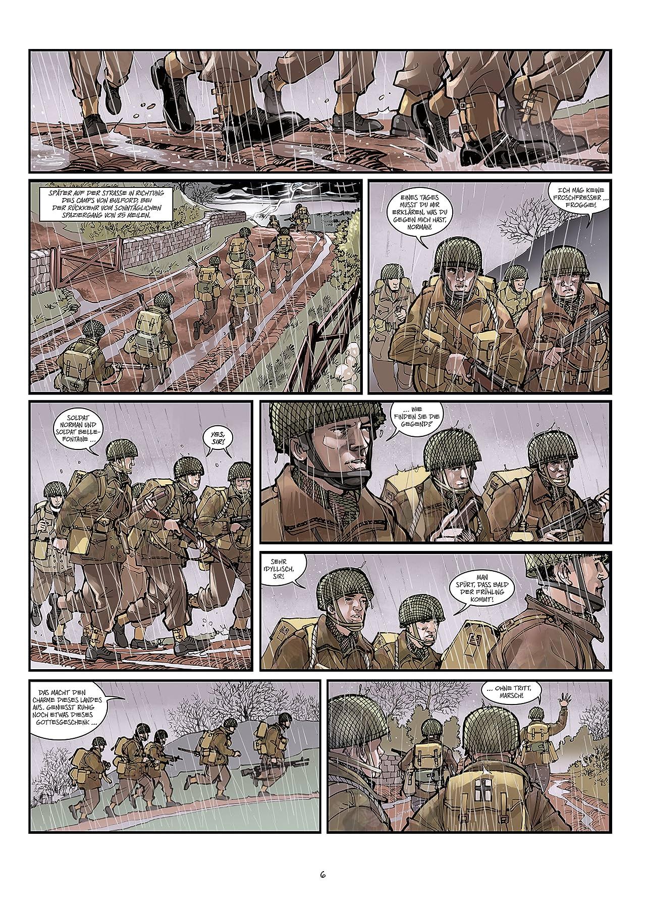 Operation Overlord Vol. 3: Die Geschütze von Merville