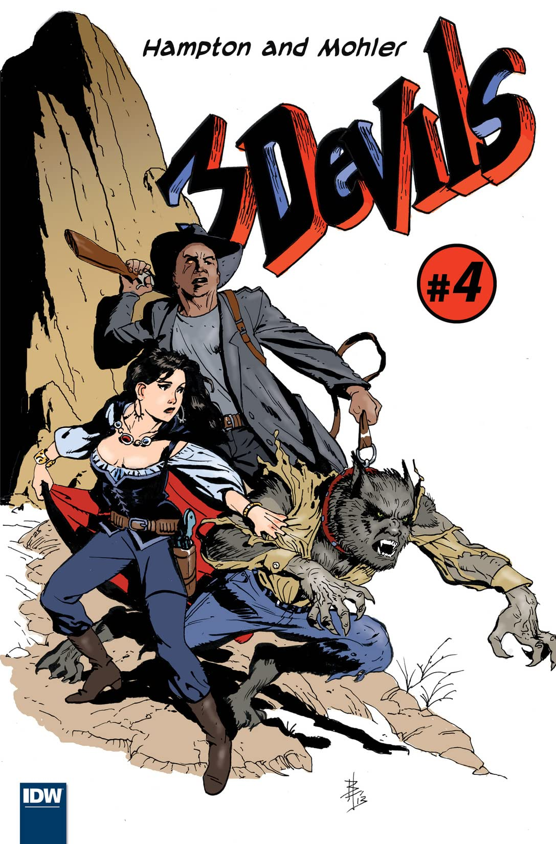 3 Devils #4 (of 4)