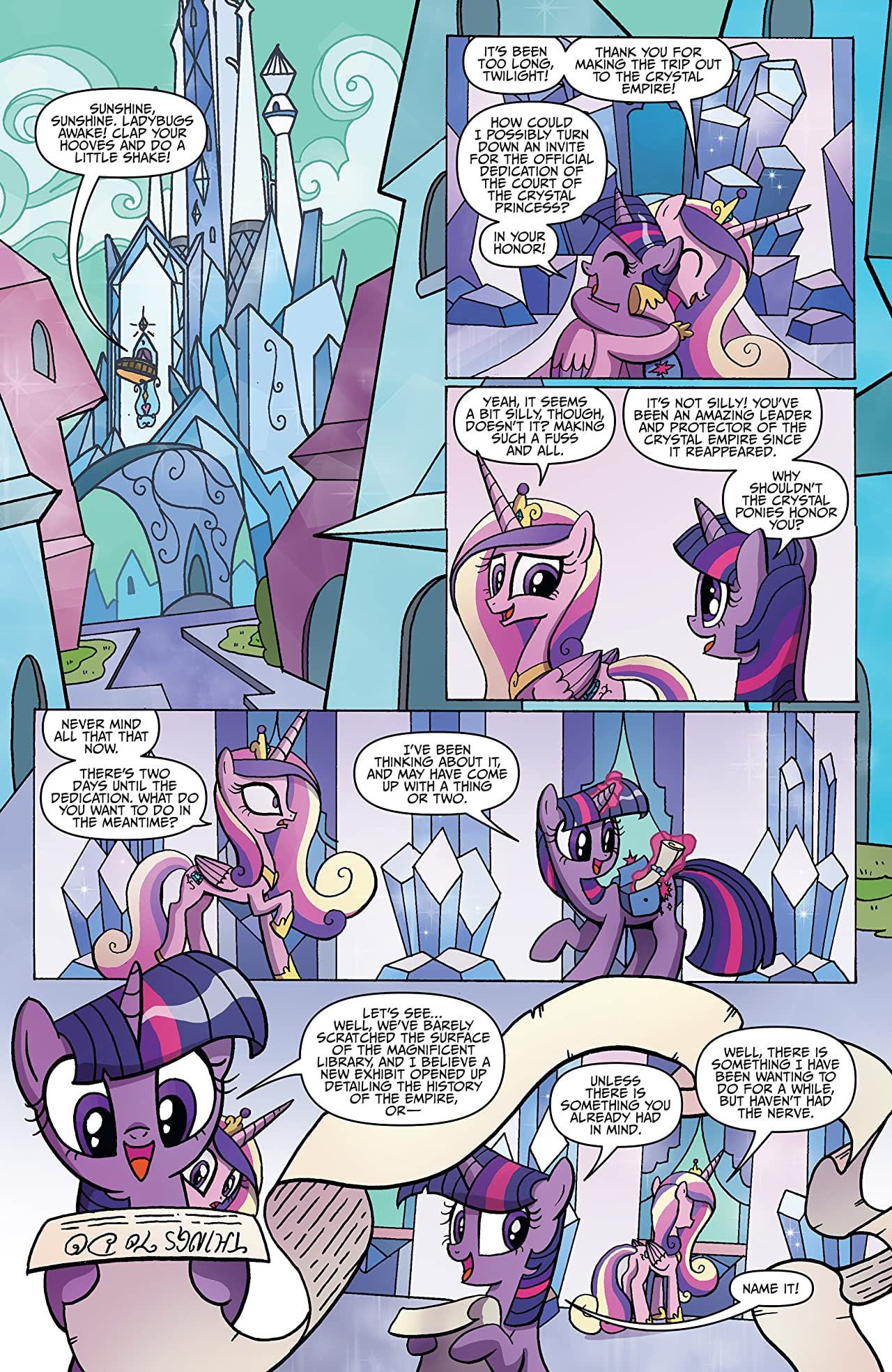 My Little Pony: Friends Forever #30