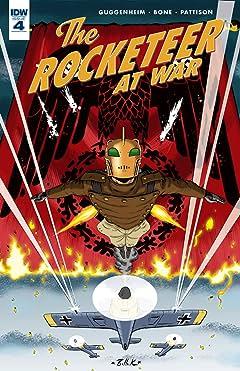 The Rocketeer At War! #4 (of 4)