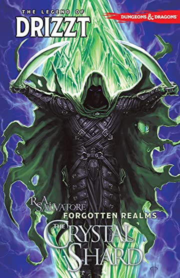 Dungeons & Dragons: The Legend of Drizzt Vol. 4: The Crystal Shard