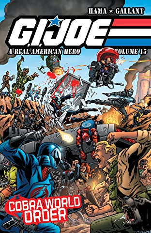 G.I. Joe: A Real American Hero Tome 15