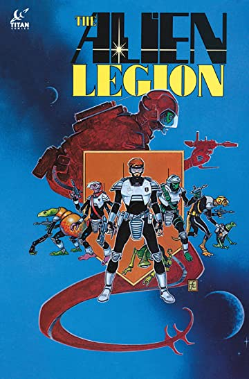 Alien Legion #1