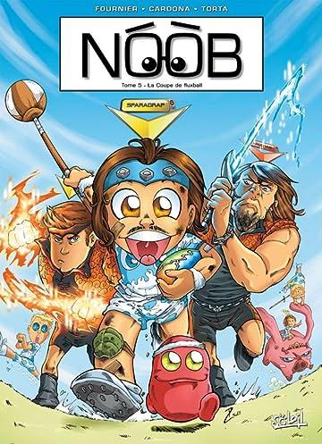 Noob Vol. 5: La Coupe de fluxball