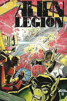 Alien Legion #7