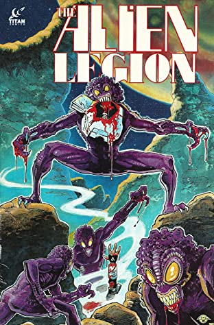 Alien Legion #10