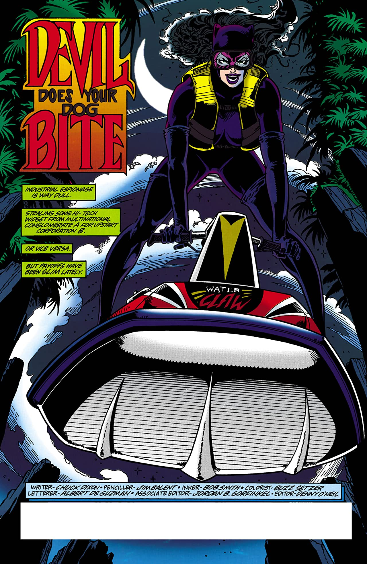 Catwoman (1993-2001) #33