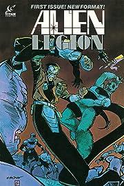 Alien Legion #22