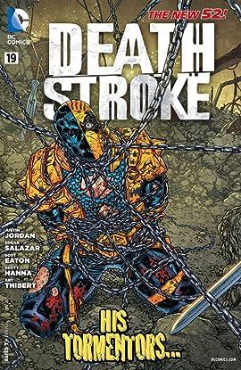 Deathstroke (2011-2013) #19