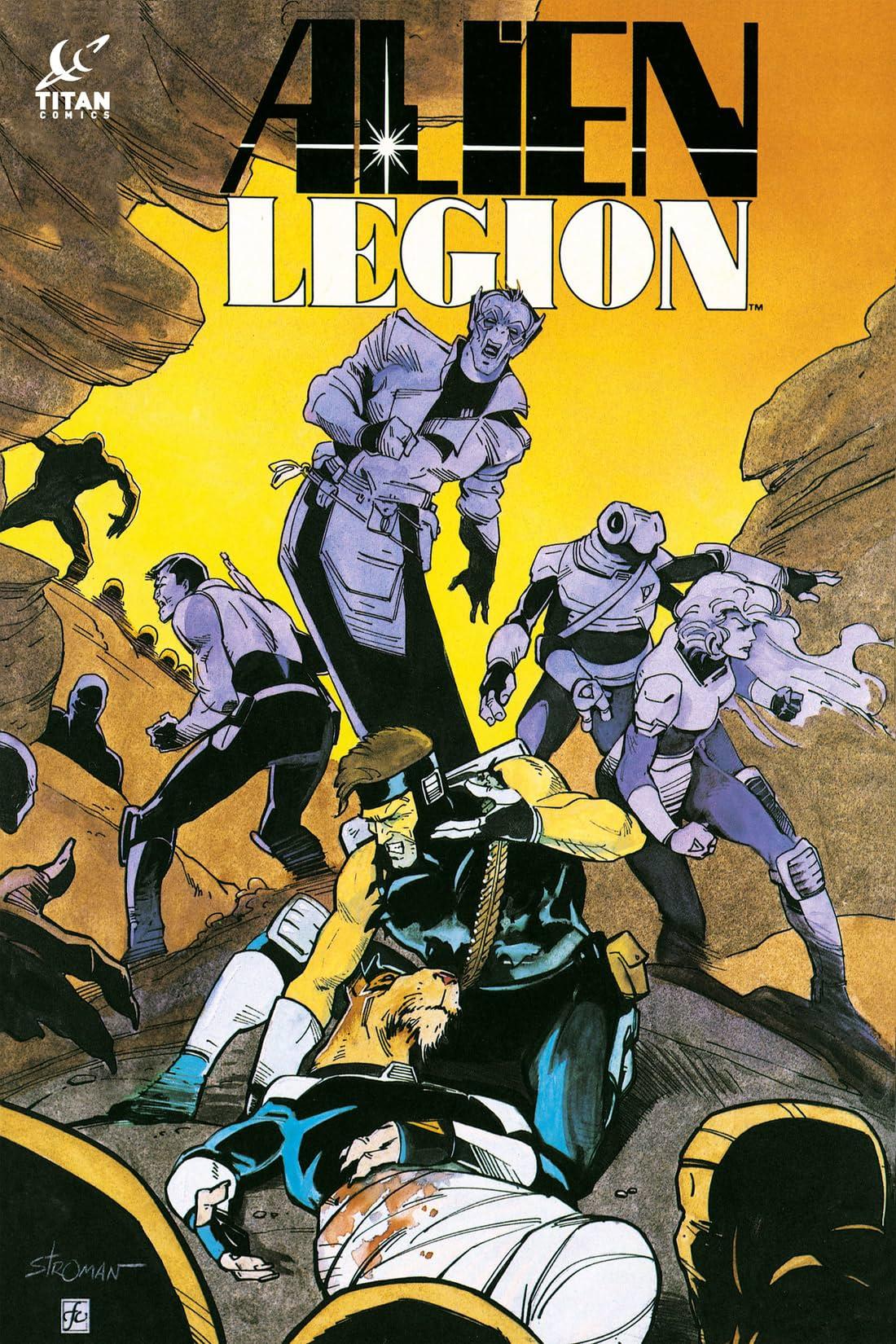 Alien Legion #23