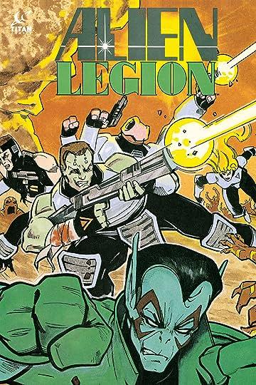 Alien Legion #24