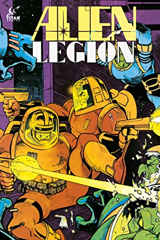 Alien Legion #25