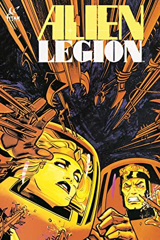 Alien Legion #29