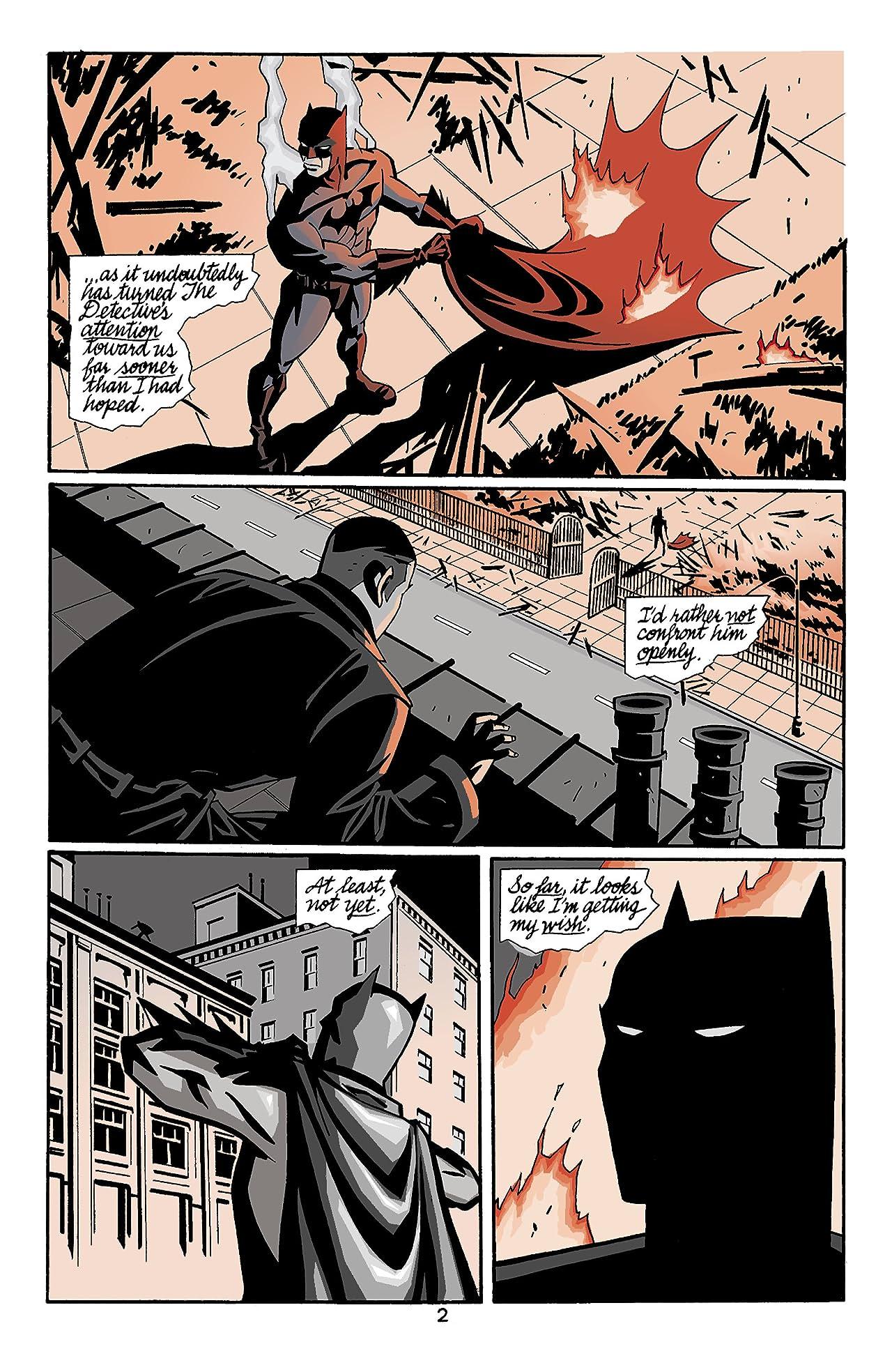 Detective Comics (1937-2011) #744
