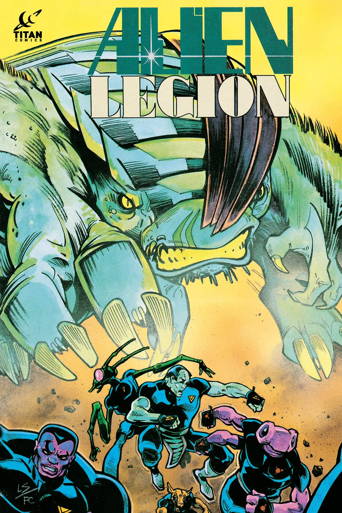 Alien Legion #31