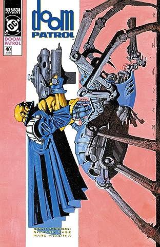 Doom Patrol (1987-1995) #40
