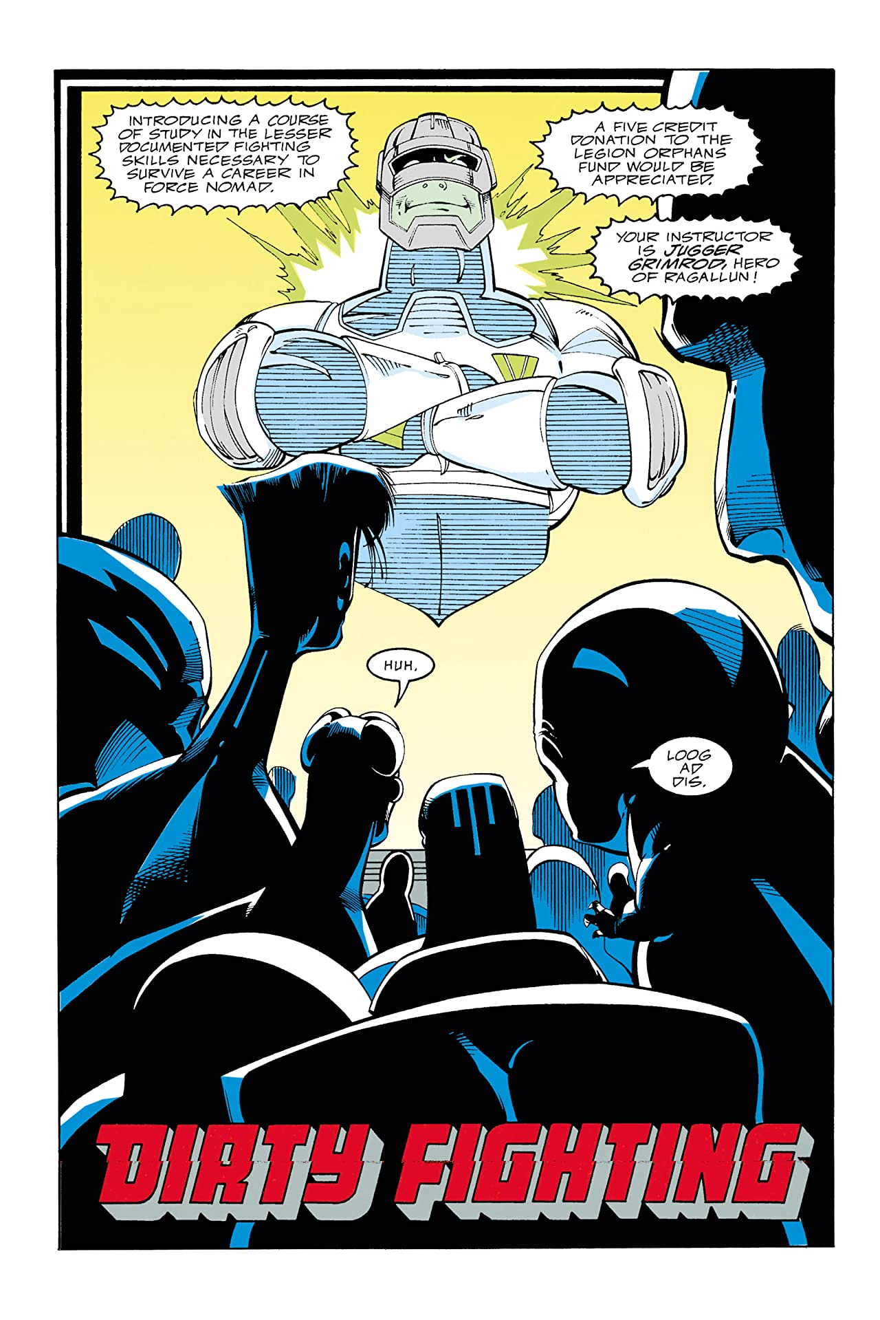 Alien Legion #33