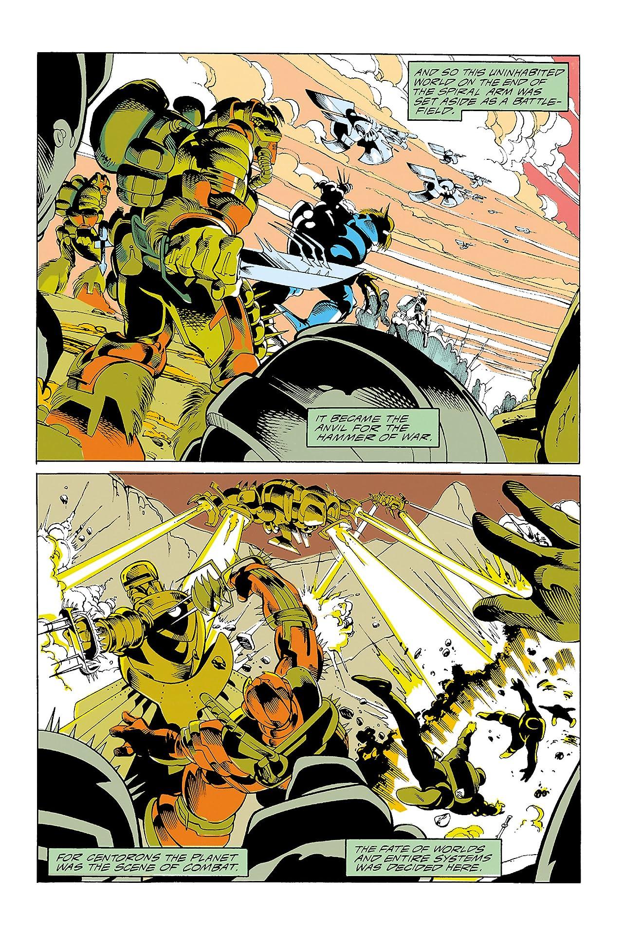 Alien Legion #35