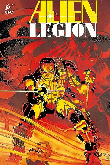Alien Legion #37