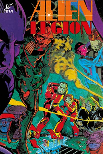 Alien Legion #38