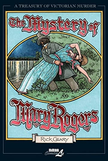 A Treasury Victorian Murder Vol. 5: The Mystery of Mary Rogers Preview