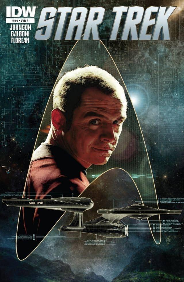 Star Trek (2011-) #19