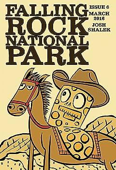 Falling Rock National Park No.6