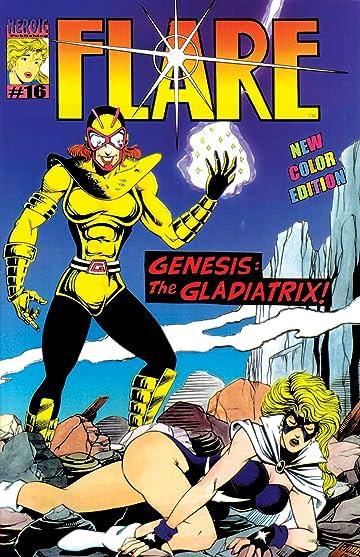 Flare #16