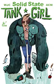 Solid State Tank Girl #1 (of 4)