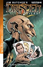Jim Butcher's The Dresden Files: Wild Card #6: Digital Exclusive Edition