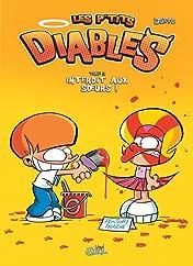 Les P'tits Diables Vol. 9: Interdit aux soeurs !