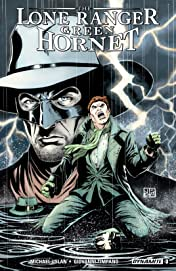 Lone Ranger/Green Hornet #3: Digital Exclusive Edition