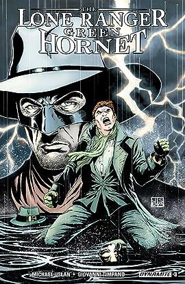 Lone Ranger/Green Hornet #3: Digital Exclusive Edition