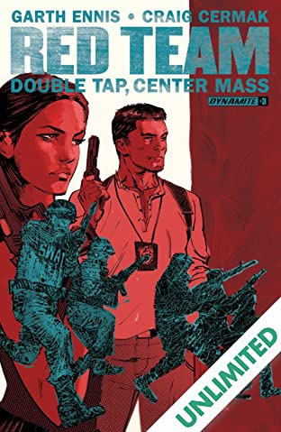 Red Team: Double Tap, Center Mass #3