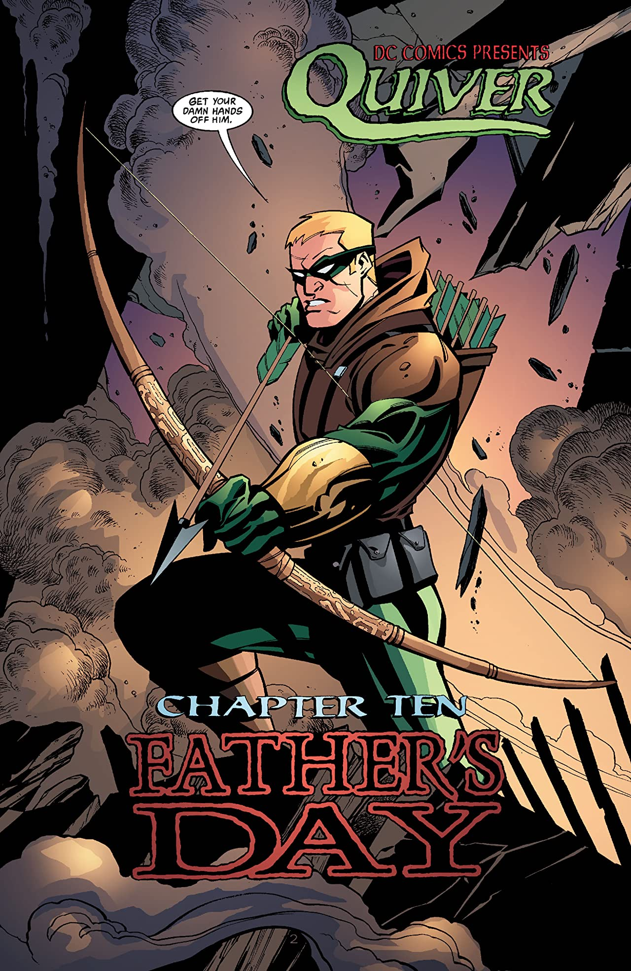 Green Arrow (2001-2007) #10