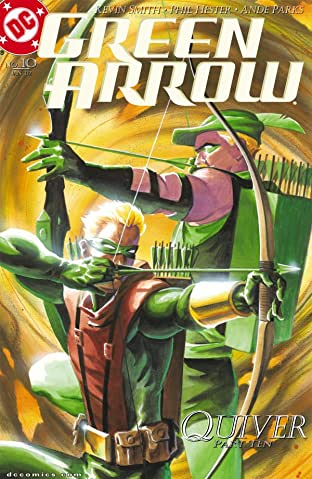 Green Arrow (2001-2007) No.10
