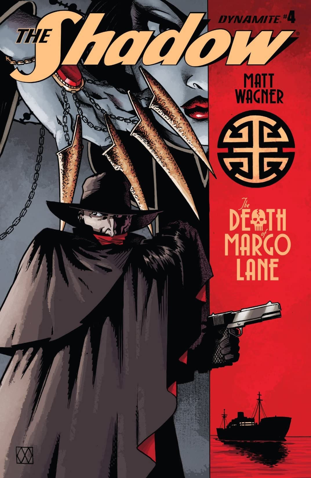 The Shadow: The Death of Margot Lane #4: Digital Exclusive Edition