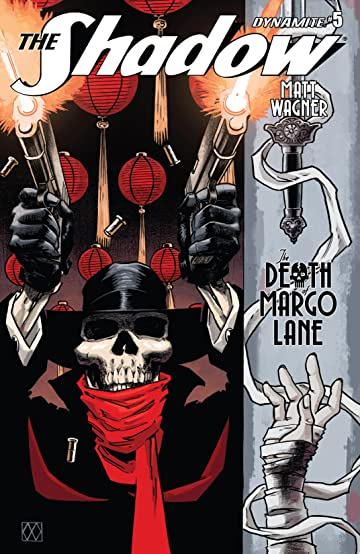 The Shadow: The Death of Margot Lane #5: Digital Exclusive Edition