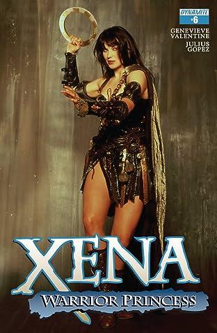 Xena: Warrior Princess (2016) No.6: Digital Exclusive Edition