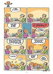 Les P'tits Diables Vol. 11: Mon frère, c'est pas un cadeau !!!