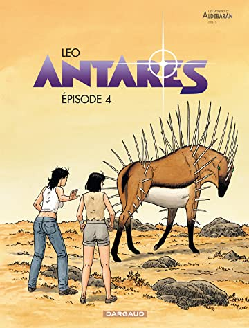 Antarès Vol. 4: Episode 4
