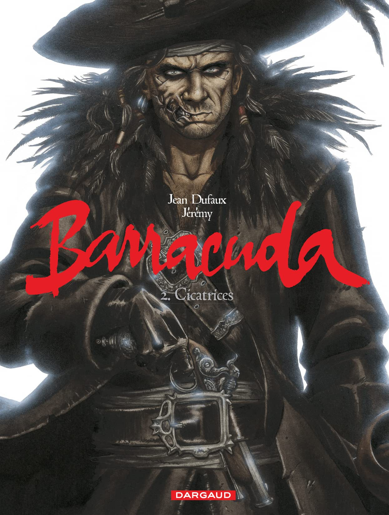 Barracuda Vol. 2: Cicatrices